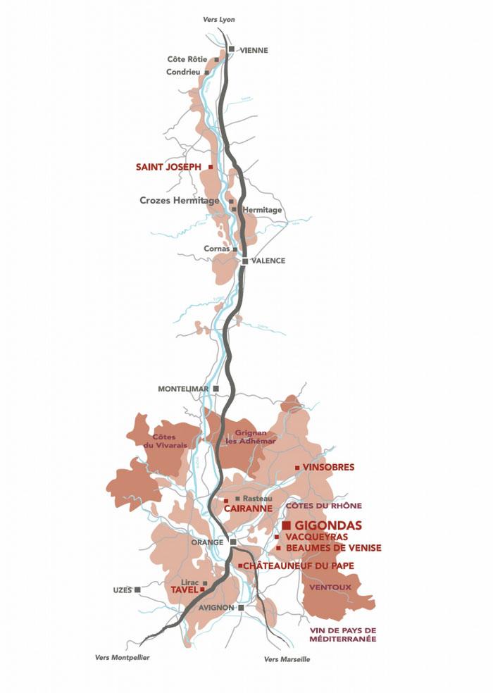 Domaines viticoles