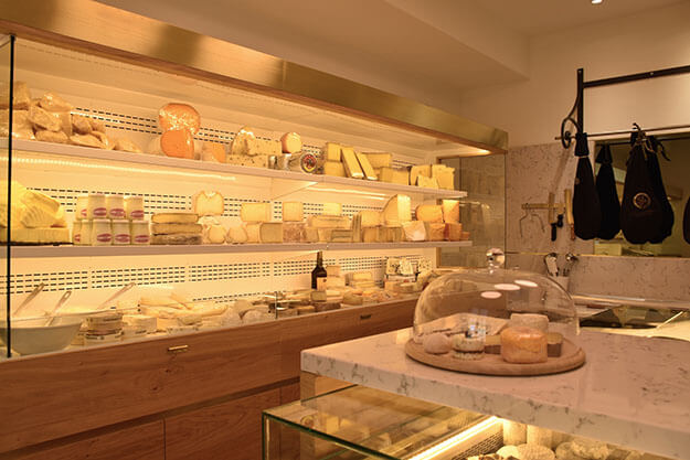 Cheese shop from Maison Moga